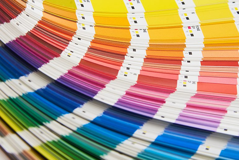 mes services en communication print, web